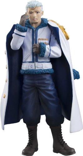 Tashigi in Smoker One Piece Bandai Chozokei Damashii - Law's Ambition Figur