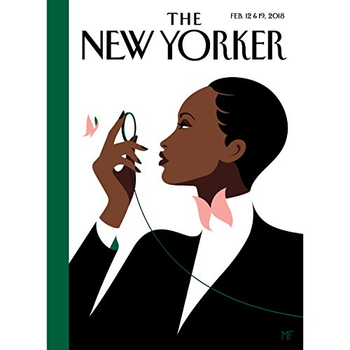 Couverture de The New Yorker, February 12th and 19th 2018: Part 1 (Joshua Rothman, Jill Lepore, Jia Tolentino)