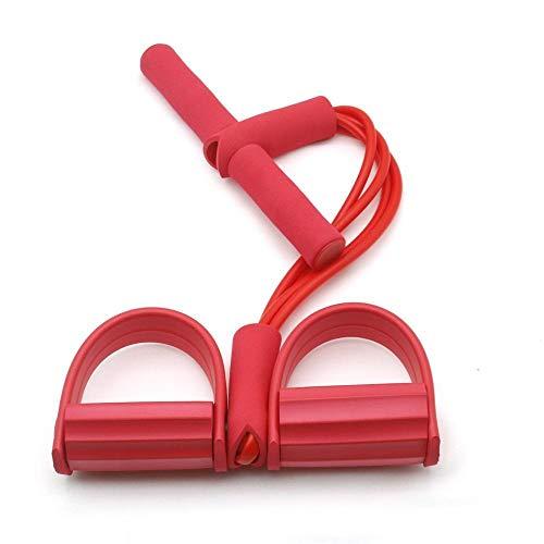 Bandas de ejercicio Bandas de resistencia Juego de cuerdas Set de deporte EXPANDER YOGA Ejercicio Fitness Tubos de goma Banda Entrenamiento Estirar Inicio Gimnasios Entrenamiento Elástico para hombres