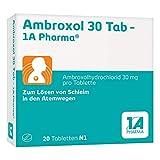 AMBROXOL 30 Tab-1A Pharma Tabletten 20 St