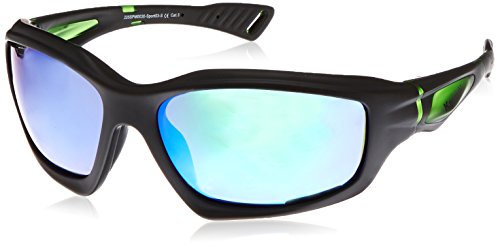 Kawasaki Racing Motorrad Sonnenbrille CHAMELEON ! Neu !
