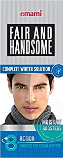 Fair and Handsome Complete Winter Solution Cream, 60g