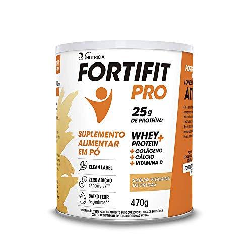 Suplemento Fortifit Pro Vitamina de Frutas Danone Nutricia 470g