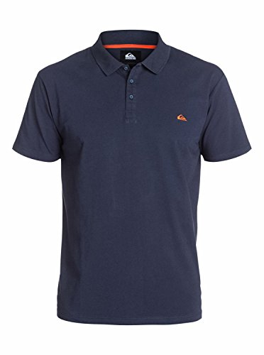 Quiksilver Dartford Polo Homme Navy Blazer FR : M (Taille Fabricant : M)