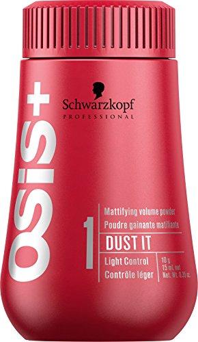 Schwarzkopf, Osis+ Dust It, Polvere opacizzante per capelli, 10 g