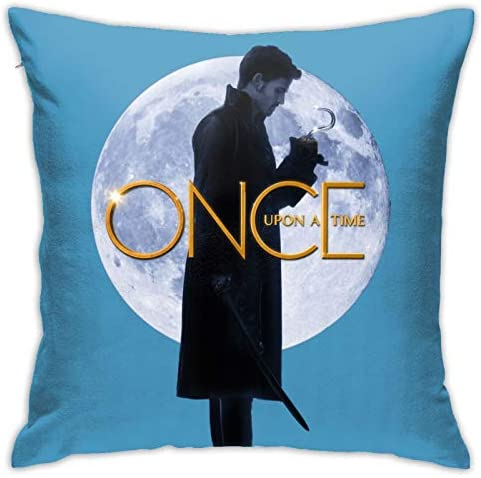 Happybai Captain Hook Killian Jones Once Upon A Time Pullover Hoodie Pillowcases Floor Pillowcases product image