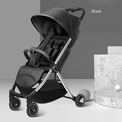 Lowest Price! TXTC Pushchair Luxury Stroller,Jogger Stroller Compact Convertible Pram Strollers,...