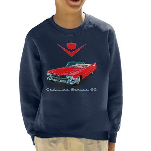 Cloud City 7 1959 Cadillac Series 62 Kid\'s Sweatshirt