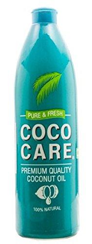 ココナッツオイル COCO CARE 500ml 1本 Coconut Oil 食用油 調味料 業務用