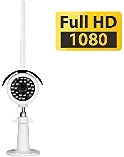 Phylink PLC-335PW Bullet HD1080 Full HD Waterproof Outdoor Home Wireless IP Security Camera, 6mm Lens