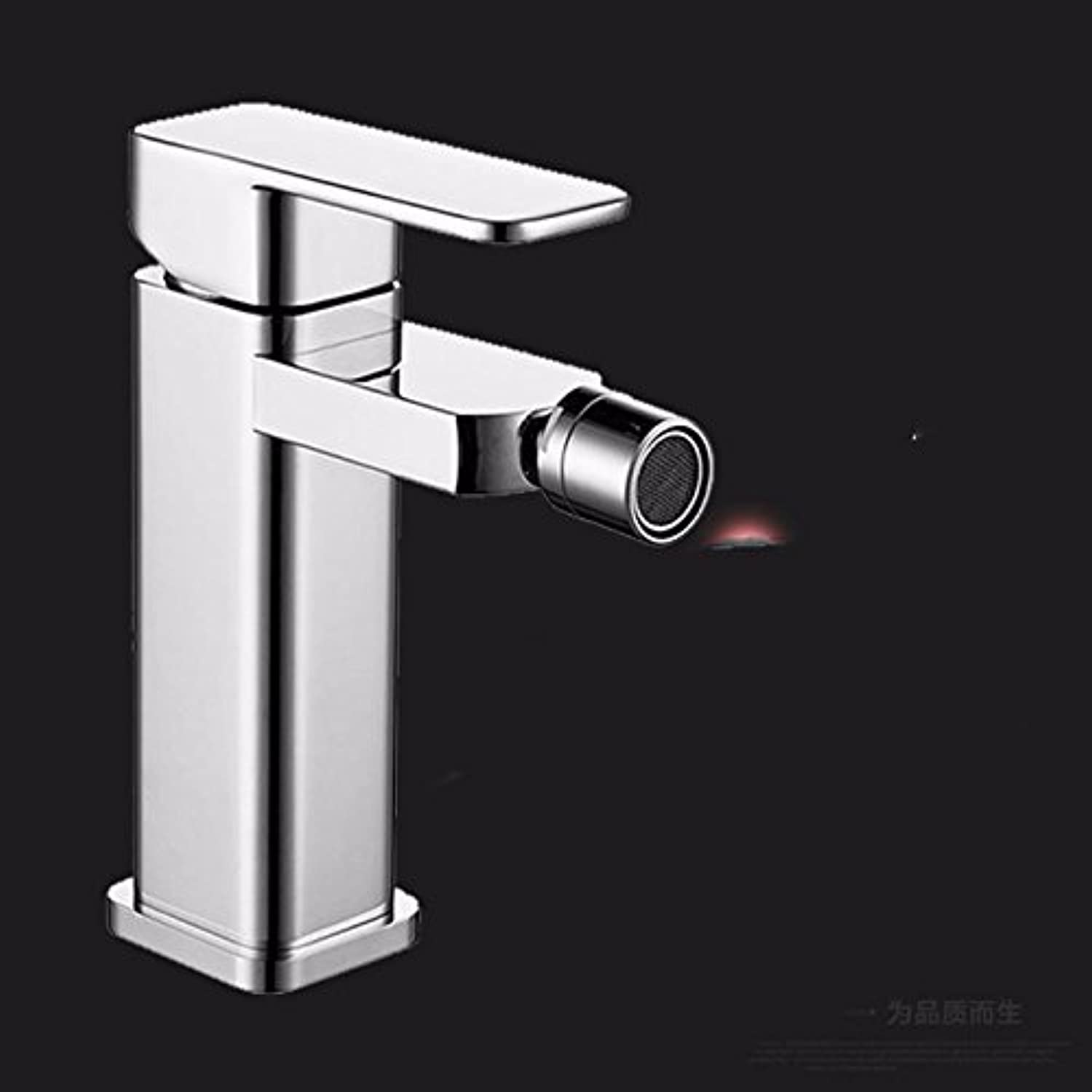 Hlluya Professional Sink Mixer Tap Kitchen Faucet Mix the water bath woman wash, turn the tap water faucet, toilet