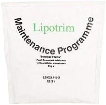 Lipotrim Summer Fruits Drink Mix 21