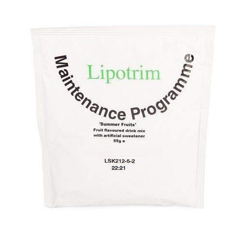 Lipotrim Summer Fruits Diet Drink Mix (56)