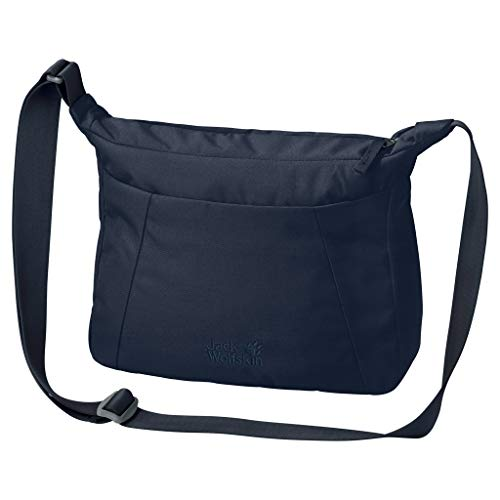 Jack Wolfskin Damen Umhängetasche VALPARAISO BAG, midnight blue, ONE SIZE