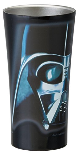 Skater Disney Star Wars Darth Vader Inoxydable Gobelet, Mugs de Voyage 500ml STB5