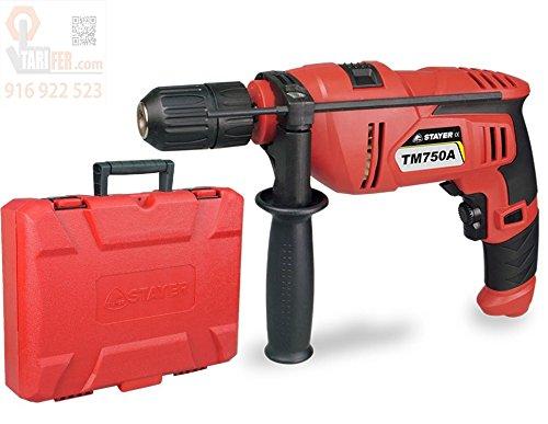 Stayer TM 750 AK - Taladro Rotativo/Percutor