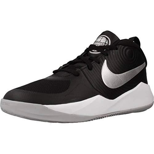 Nike Unisex Team Hustle D 9 (Gs) Basketballschuhe