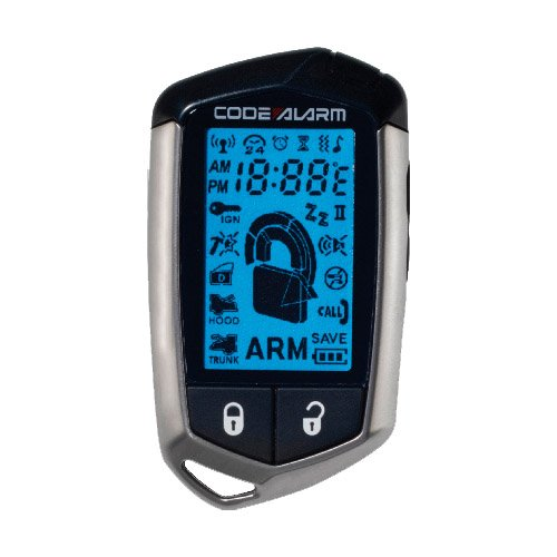 Code Alarm CATLCD 5-Button 2-Way LCD Paging Replacement Transmitter Remote 915MHz FCC H50TR51 H5OTR51