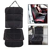omufipw Car Seat Protector Heavy Duty schützt Kindersitz mit Organizer-Taschen