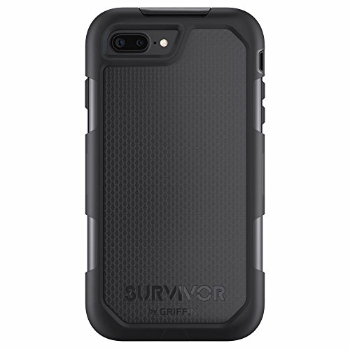 Griffin GB42824 - Carcasa para Apple iPhone 7 Plus color negro