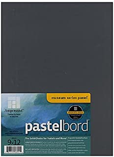 Ampersand Pastelbord 9 in. x 12 in. gray each [PACK OF 2 ]
