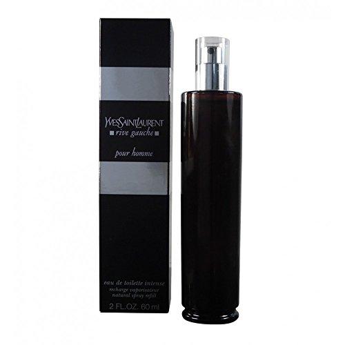 Yves Saint Laurent rive gauche intenso pour Homme 60 ml Eau De Toilette vaporizador Refill