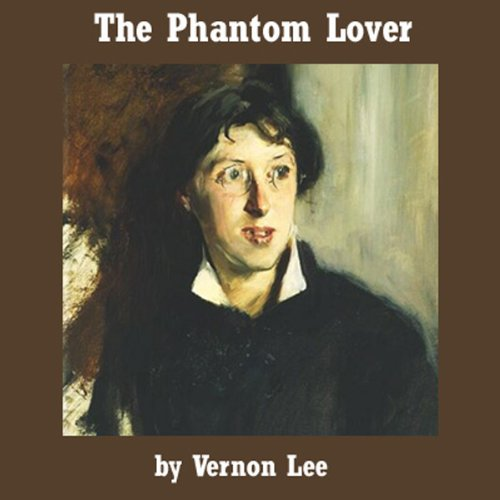 The Phantom Lover audiobook cover art