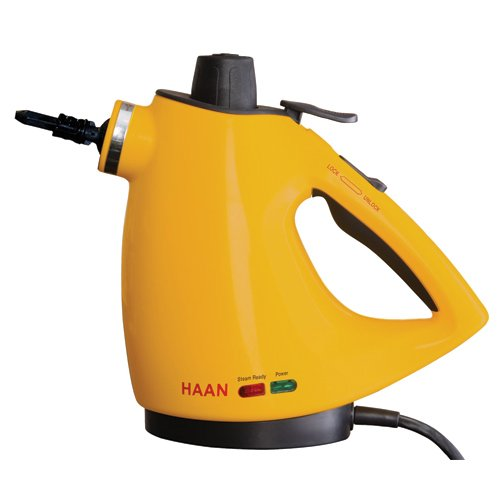 Haan Allpro Handheld Steam Cleaner with Attachments