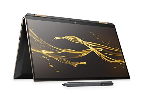 "HP Spectre x360 13-aw0057na 13.3"" Convertible Touchscreen Laptop 2020 Edition i5 1035G4, 8GB DDR4, 1TB NVME SSD, Wireless 11ax & Bluetooth 5, Windows 10 Pro - UK Keyboard Layout – Plain Box (Renewed)"