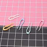 bibididi Pinzas para Lentes de Contacto Cuidado de Viaje Clip Clamp Remover Tool Tips Kit de Colores aleatorios, F Gafas de Sol Mujeres