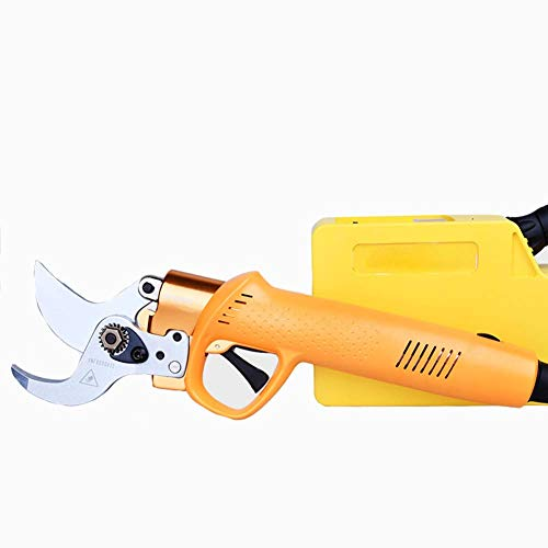 Review Electric Pruning Shears,Portable Electric PrunerLight Cordless Pruning Shears,Branch Cutter, ...