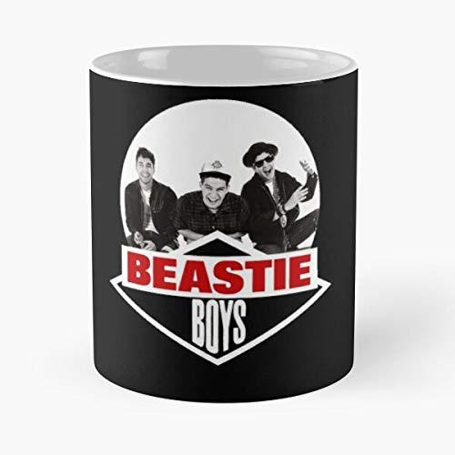 Beastie Boys ceramic mug