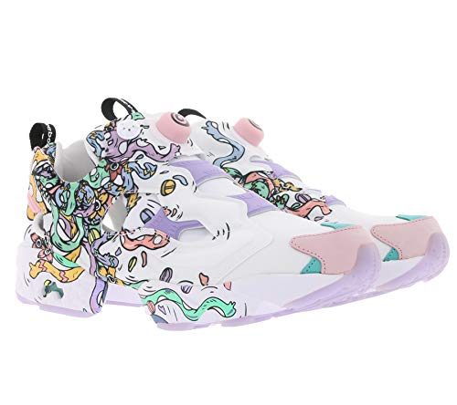 Reebok Zapatillas para mujer Instapump Fury Og, color blanco, Mujer, FU7743, Blanco, 47 EU