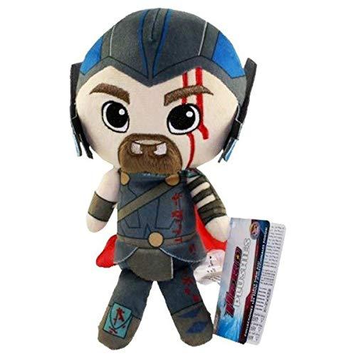Plush: Marvel: Thor Ragnarok: Loki + Hulk + Thor