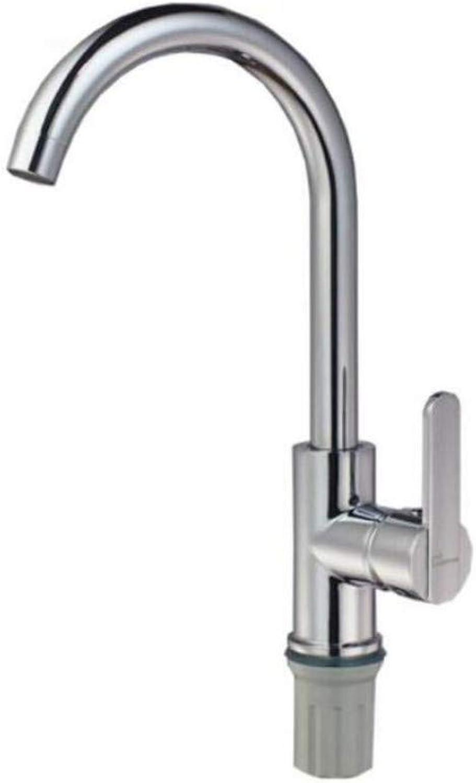 Taps Kitchen Sinktaps Mixer Swivel Faucet Sink Copper Cold and Hot Kitchen Faucet