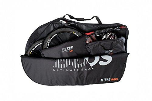 Buds-Sports - Bolsa de bicicleta acolchada MTBag Travel - Bolsa de transporte...