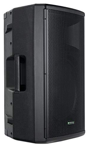 Pronomic E-215 MA - Aktive 2-Wege Box - Leistung: 120 Watt (RMS) - 15