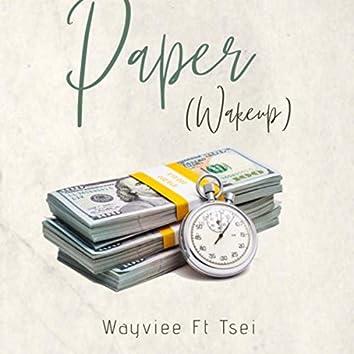 Paper(wakeup)