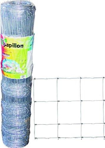 Rete Papillon Barrier Zincata A Caldo Cm 145 Mt 50 Recinzioni-Chiodi