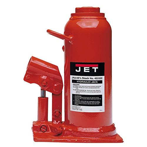 JET JHJ-22-1/2, 22-1/2-Ton Hydraulic Bottle Jack (453322)