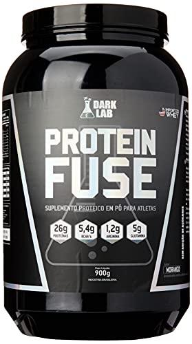Kit 2x Whey Protein Fuse 900g Dark Lab (Morango)