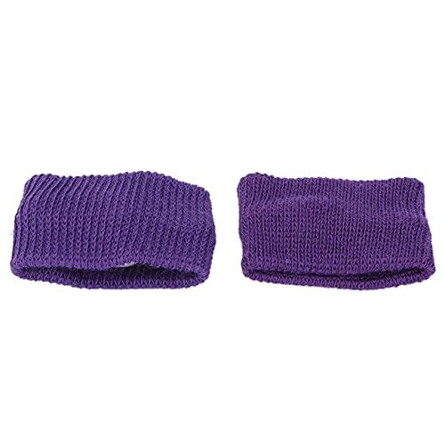 Pulsera para las náuseas, pulsera para aliviar las náuseas Sin efectos secundarios utilizados repetidamente Simple Tecnología de acupresión segura y natural Conveniente para viajar(purple)