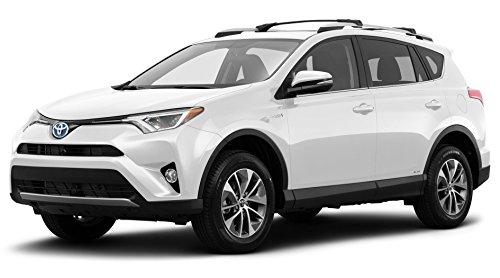 2018 Toyota RAV4 Hybrid LE, All Wheel Drive (SE), Super White