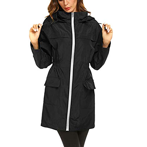 Purchase Coat, Lightweight Packable Raincoat Windproof For Women New Fashion Hot Selling By Ugood (S...