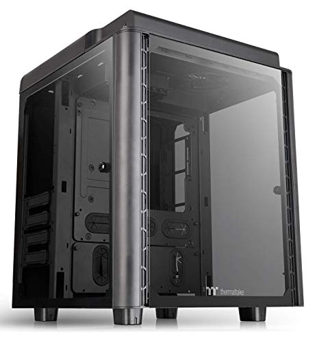 Thermaltake Level 20 HT Black Edition 4 Tempered Glass Type-C Fully Modular E-ATX...