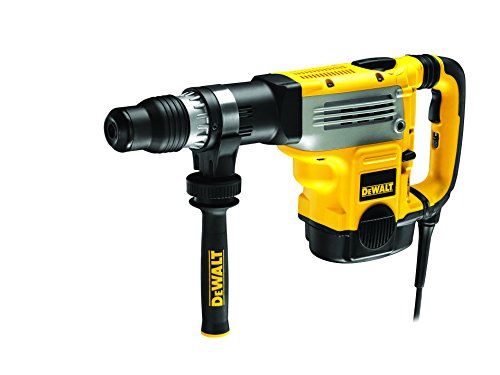 DeWALT D25762K rotary hammers 250 RPM 1500 W - Martillo perforador (5,2 cm, 250 RPM,...
