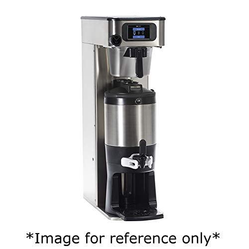 Great Price! Bunn 53300.0101 ICB-DV Infusion Series Platinum Edition Tall Coffee Brewer