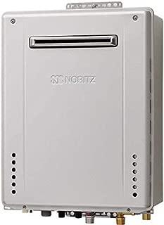 ノーリツ ガスふろ給湯器 LPG用 設置フリー形 屋外壁掛形 リモコンセット付 24号 シンプルオート GT-C2462SAWX BL