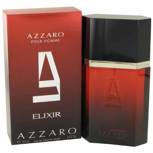 Perfume Pour Homme Elixir - Azzaro - Eau de Toilette Azzaro Masculino Eau de Toilette