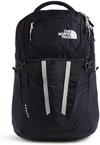 The North Face Recon Laptop Backpack Aviator Navy Meld Grey One Size product image